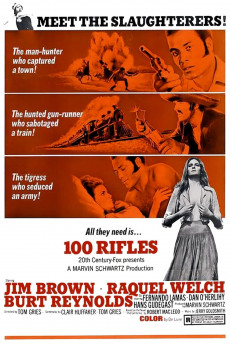 100 Rifles (1969) download