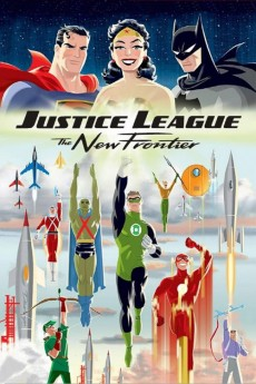 Justice League: The New Frontier (2008) download