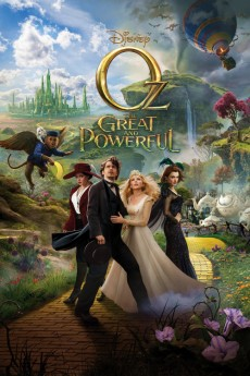 Oz the Great and Powerful (2013) download