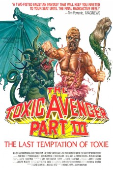 The Toxic Avenger Part III: The Last Temptation of Toxie (1989) download