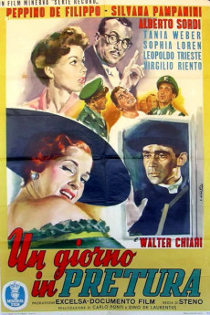 A Day in Court (1954) download