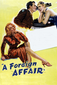 A Foreign Affair (1948) download