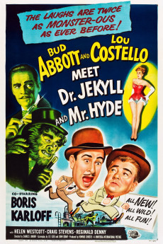 Abbott and Costello Meet Dr. Jekyll and Mr. Hyde (1953) download