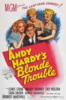 Andy Hardy's Blonde Trouble (1944) download
