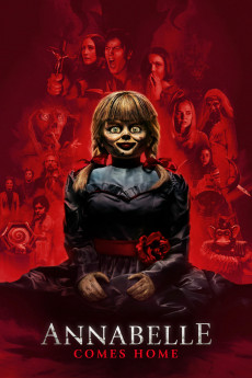 Annabelle Comes Home (2019) download