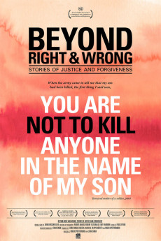 Beyond Right and Wrong: Stories of Justice and Forgiveness (2012) download