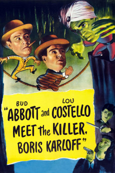 Bud Abbott Lou Costello Meet the Killer Boris Karloff (1949) download