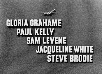 Crossfire (1947) download
