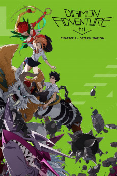 Digimon Adventure tri. Part 2: Determination (2016) download