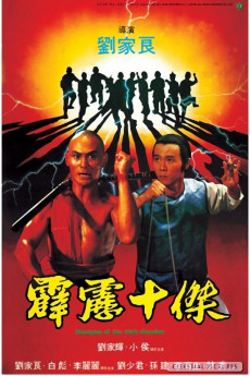 Disciples of the 36th Chamber (1985) download