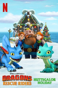 Dragons: Rescue Riders: Huttsgalor Holiday (2020) download