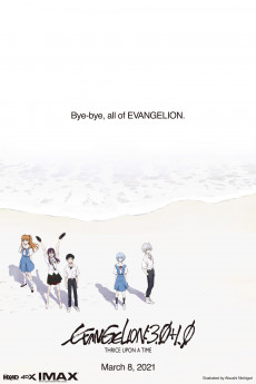 Evangelion: 3.0+1.01 Thrice Upon a Time (2021) download