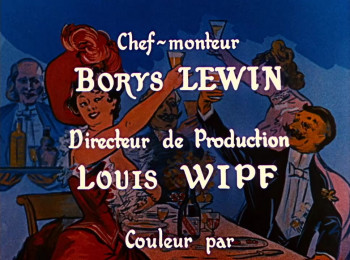 French Cancan (1955) download