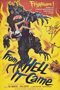 From Hell It Came (1957) download