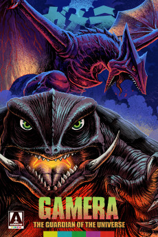 Gamera: Guardian of the Universe (1995) download