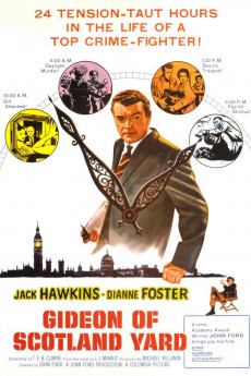 Gideon of Scotland Yard (1958) download