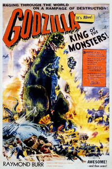 Godzilla: King of the Monsters! (1956) download