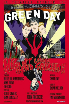 Heart Like a Hand Grenade (2015) download