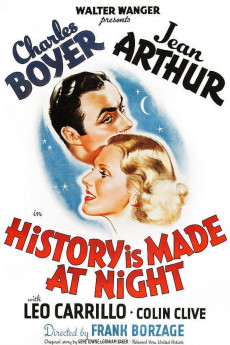 History Is Made at Night (1937) download