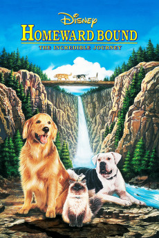 Homeward Bound: The Incredible Journey (1993) download