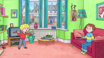 Horrid Henry's Gross Day Out (2020) download