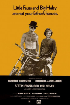 Little Fauss and Big Halsy (1970) download