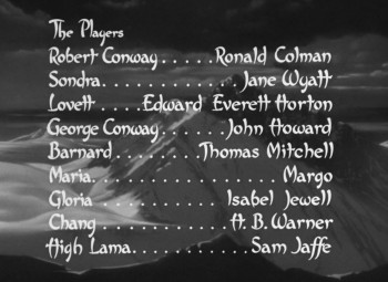 Lost Horizon (1937) download