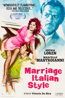 Marriage Italian Style (1964) download