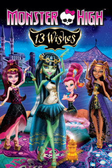 Monster High: 13 Wishes (2013) download