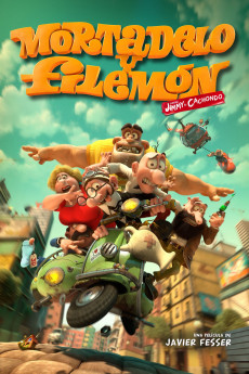 Mortadelo and Filemon: Mission Implausible (2014) download