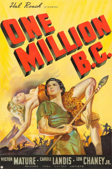 One Million B.C. (1940) download