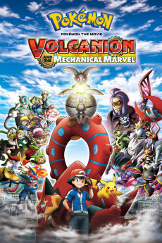 Pokémon the Movie: Volcanion and the Mechanical Marvel (2016) download