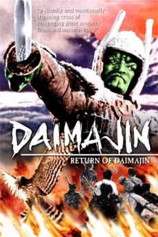 Return of Daimajin (1966) download
