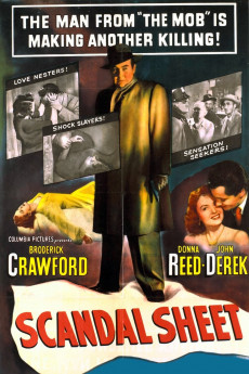 Scandal Sheet (1952) download