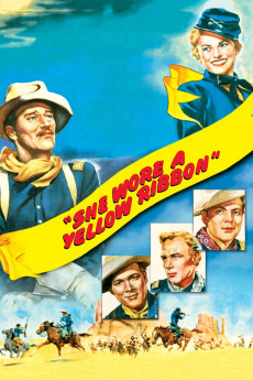 She Wore a Yellow Ribbon (1949) download