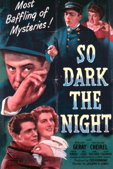So Dark the Night (1946) download