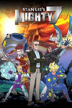 Stan Lee's Mighty 7 (2014) download