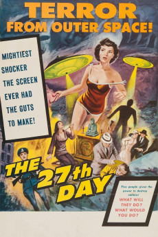 The 27th Day (1957) download