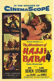 The Adventures of Hajji Baba (1954) download