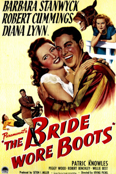 The Bride Wore Boots (1946) download