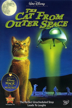The Cat from Outer Space (1978) download