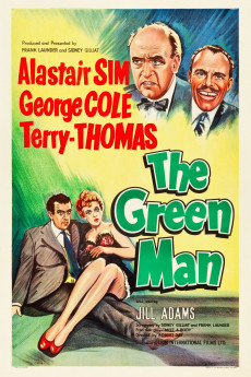 The Green Man (1956) download
