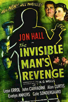 The Invisible Man's Revenge (1944) download
