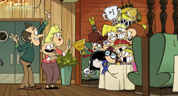 The Loud House Movie (2021) download