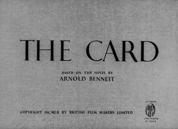 The Promoter (1952) download
