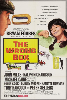 The Wrong Box (1966) download