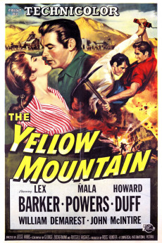 The Yellow Mountain (1954) download