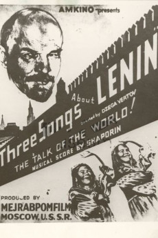 Three Songs About Lenin (1934) download