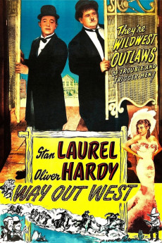 Way Out West (1937) download