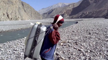 With a Girl of Himalaya (2008) download